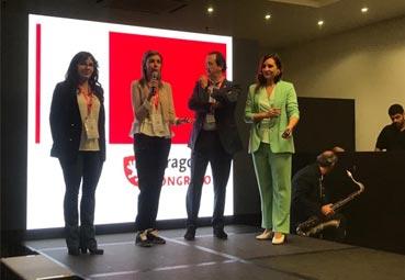 Zaragoza concluye sus presentaciones nacionales