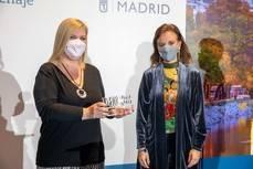"""Madrid reconoce a Virginia López Valiente, CEO de Cruises News Media Group, como """"embajadora"""" en la Recognition Night"""