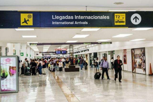 Los pasajeros internacionales caen un 80% en julio