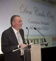 Carlos Ortiz es el consejero delegado del Grupo NEXO.