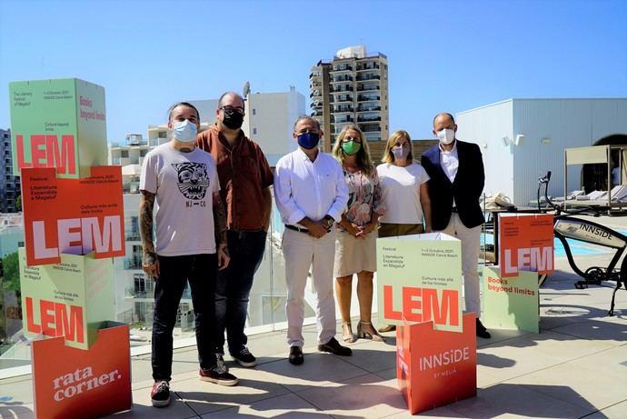 I festival cultural en Magaluf impulsado por Rata Corner e Innside by Meliá