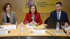 Se ha celebrado en la sede del Ministerio de Industria, Comercio y Turismo.