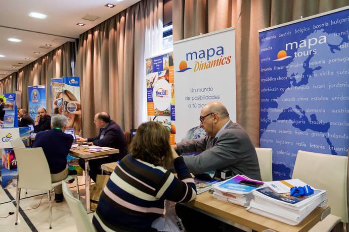 Grupo Mapa camina hacia 'un año récord' en el que superará los 140 millones
