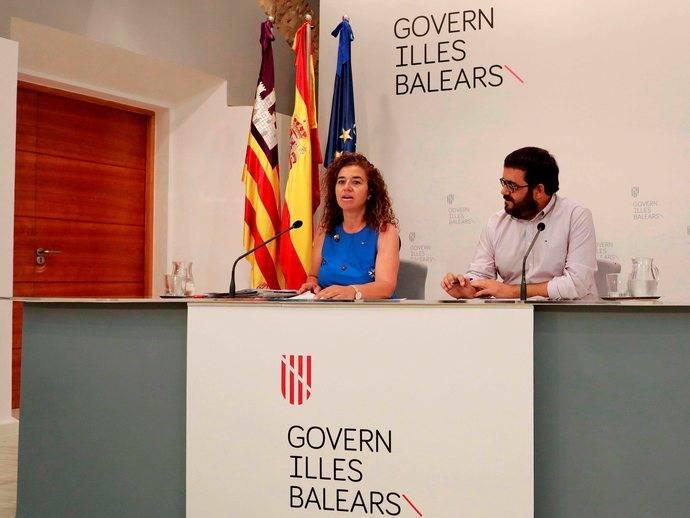 Reestructuración de la Agencia de Turismo de Baleres