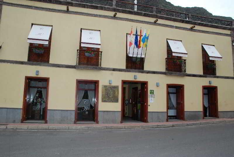 El Hotel-Escuela Casa Los Herrera abre sus puertas