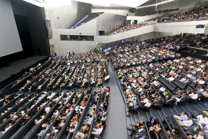 Los grandes eventos y convenciones MICE vuelven al Palacio de Congresos de Sevilla en octubre