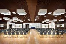 El Grupo Abades ha apostado fuertemente por la organización de eventos gracias a su variedad de espacios disponibles.