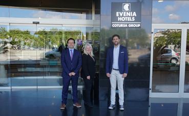 Abitari y EHD digitalizan el departamento de pisos del Hotel Evenia Olympic Palace