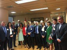 Miembros de CEHAT y ABTA se han reunido en Madrid.
