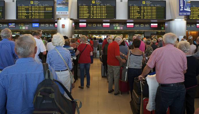 España, destino refugio para los turistas británicos en la temporada estival