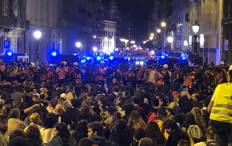 ACAVE: 'Los disturbios afectan al Sector Turístico'