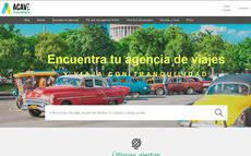 'Portal' de ACAVE para dar visibilidad a sus agencias