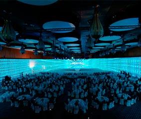 Acciona Producciones y Diseño realiza una presentación en Qatar