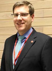 El presidente de ACETA, Antonio Pimentel.