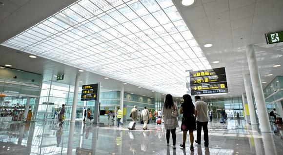 El Prat lidera el crecimiento del tráfico en Europa