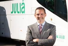 El consejero delegado de Grupo Juliá, José Francisco Adell.