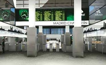 Adif inicia el cambio digital de sus estaciones