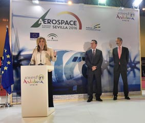 Fibes acogerá una nueva edición de Aerospace & Defense Meetings