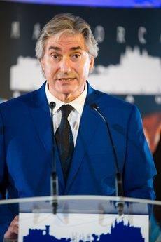 El presidente del Mallorca Convention Bureau, Martín Adrover.