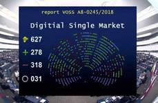 La Eurocámara rechaza la reforma de derechos de autor