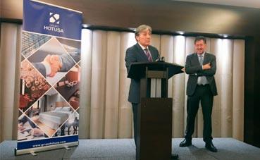 AEGVE recibe el Premio Hotusa a Mejor Asociación