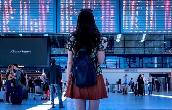 Las aerolíneas priorizan la seguridad de los pasajeros y también su rentabilidad