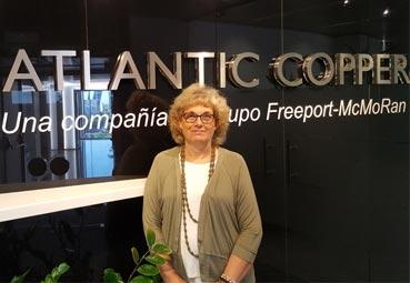 AEGVE incorpora a la 'travel manager' de Atlantic Copper