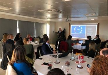 AEGVE analiza la innovación sectorial en Lisboa