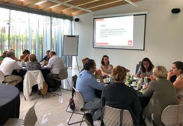 AEGVE analiza el mercado con sus 'travel managers'