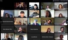 El encuentro 'online' de AEGVE.