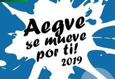 AEGVE participa en Madrid en una acción solidaria