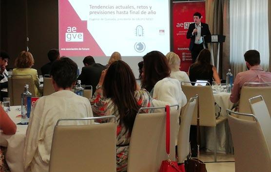 Los viajes de negocios seguirán creciendo en España en los próximos años