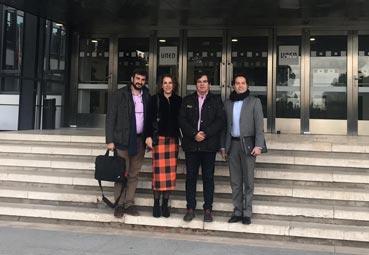 AEGVE presenta su curso de experto junto a la UNED