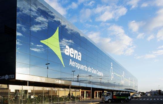 Aena registra tres millones menos de pasajeros en marzo