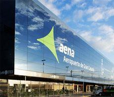 Aena cierra abril con un 84% menos de pasajeros