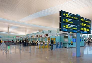 Aena cierra agosto con un 60% más de pasajeros