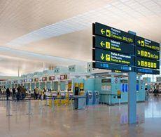 Los aeropuertos de Aena siguen sin ver brotes verdes
