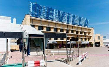 El Aeropuerto de Sevilla ampliará su Sala VIP