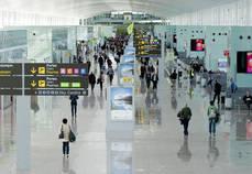 Los aeropuertos han cerrado el primer trimestre con 42,7 millones de usuarios.