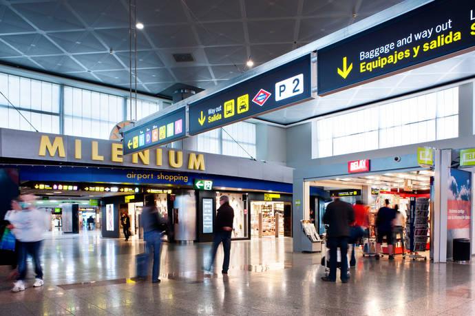 Aena roza los 26 millones de pasajeros en agosto