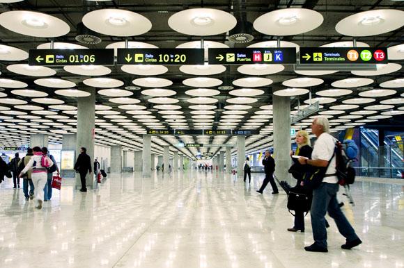 El transporte aéreo doméstico crece un 6% hasta noviembre
