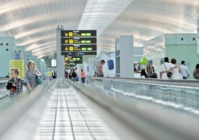 Aena supera por cuarta vez los 200 millones de viajeros
