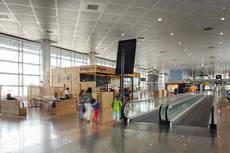 Los aeropuertos protagonizan el mayor incremento interanual.