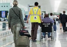 Los pasajeros con discapacidad sufren maltrato y abusos