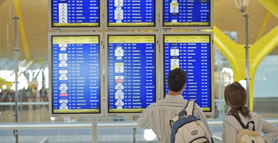 Cifra récord de 71 millones de pasajeros hasta abril