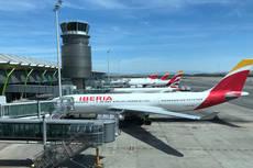 UGT amenaza a Iberia con paros a nivel nacional