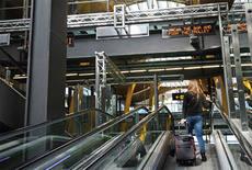 Barajas registró la mayor cifra de pasajeros.