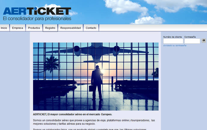 Aerticket amplía su alianza estratégica con Amadeus para impulsar sus planes de expansión global