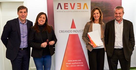 AEVEA y escuelas de formación potencian el desarrollo del Sector MICE en España
