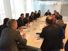 La reunión de la Junta Directiva de AFA.